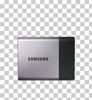 Samsung Portable T3 SSD Solid-state Drive Hard Drives Samsung SSD T5 Portable Disk Enclosure PNG
