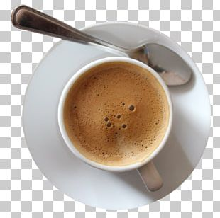 Coffee Cappuccino Cafe Food Breakfast PNG