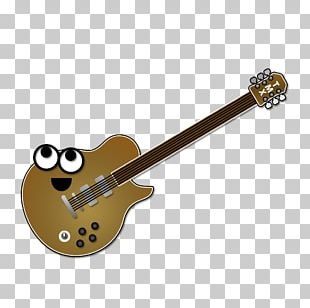 Musical Instruments Bass Guitar Acoustic Guitar Plucked String Instrument PNG