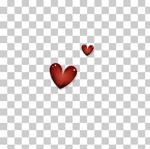 Love Heart Pattern PNG
