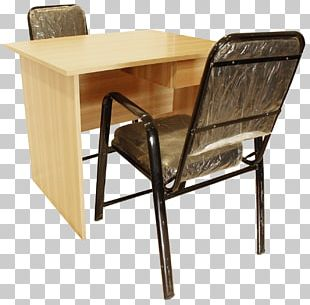 Table Chair Computer Desk Office PNG