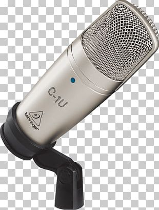 Microphone Recording Studio Sound Recording And Reproduction Audio Behringer PNG