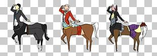 Centaur Horse Fashion Drawing Coat PNG