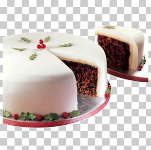 Christmas Cake Red Velvet Cake Fruitcake Christmas Pudding Frosting & Icing PNG