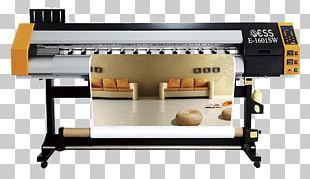 Paper Dye-sublimation Printer Printing Wide-format Printer PNG