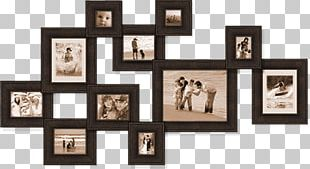 Frames Collage Photomontage PNG