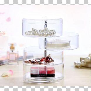Box Cosmetics Poly Plastic Jewellery PNG