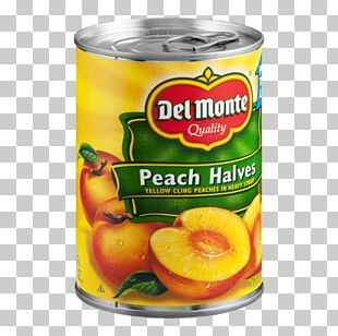 Peach Del Monte Foods Juice Vegetarian Cuisine PNG