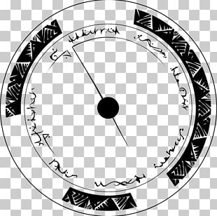 Magic Circle Incantation Art PNG