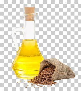Dietary Supplement Linseed Oil Flax Cooking Oils PNG