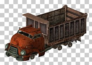 Fallout: New Vegas Car Pickup Truck Motor Vehicle Fallout 3 PNG