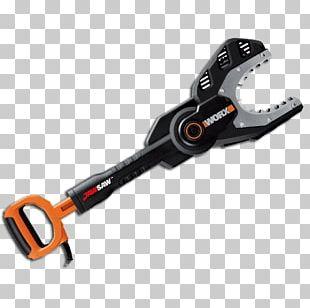 Chainsaw WORX JawSaw WG320 Electricity PNG