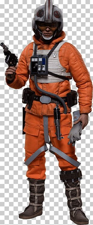Luke Skywalker Return Of The Jedi Yoda C-3PO Stormtrooper PNG