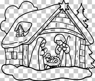 Nativity Scene Holy Family Christmas Nativity Of Jesus PNG