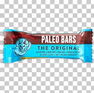 Paleolithic Diet Chocolate Bar Gluten-free Diet Protein Bar PNG