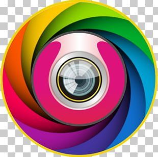 Camera Lens Android PNG