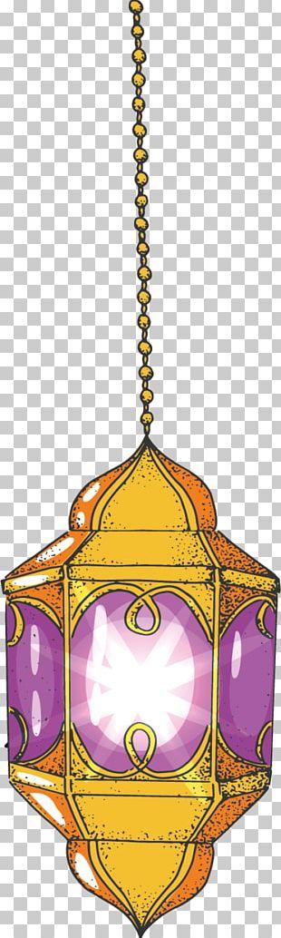 Fanous Light Ramadan Eid Al-Fitr PNG
