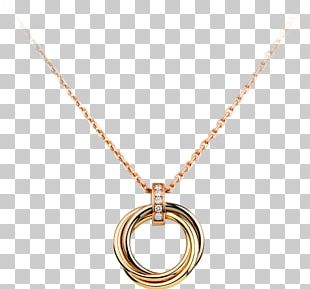 Charms & Pendants Necklace Jewellery Chain Gold PNG