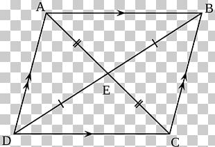 Parallelogram Quadrilateral Angle Geometry PNG