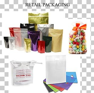 Plastic Bag Packaging And Labeling Seal Machine PNG