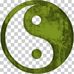 Yin And Yang Computer Icons Green Desktop Symbol PNG