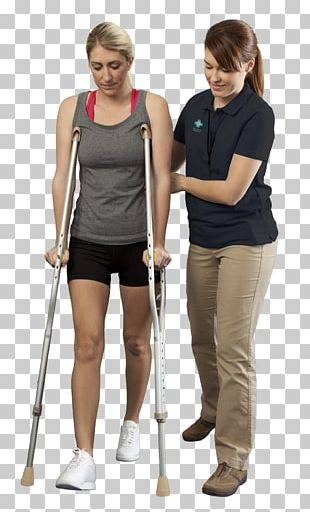 Crutch Health Care Physical Therapy Home Care Service Aged Care PNG