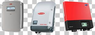 Grid-tie Inverter Solar Inverter Power Inverters Solar Micro-inverter Grid-tied Electrical System PNG