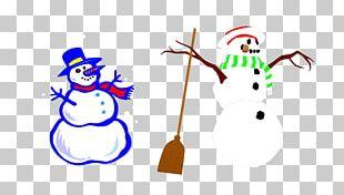 Snowman Euclidean PNG