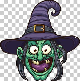 Witchcraft Cartoon Drawing Illustration PNG