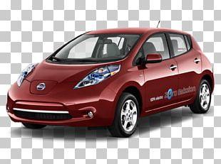 2012 Nissan LEAF 2016 Nissan LEAF Car 2015 Nissan LEAF PNG