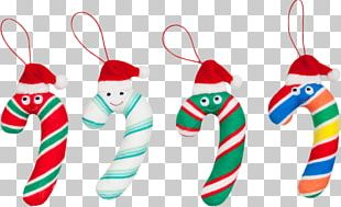 Christmas Ornament Candy Cane Santa Claus Christmas Tree PNG