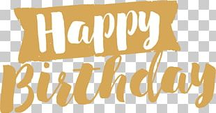 Greeting & Note Cards Happy Birthday To You Typography Wish PNG