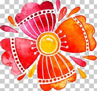 Ink Food Floral PNG