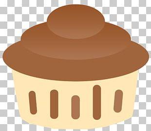 Cupcake Muffin Milkshake Chocolate PNG