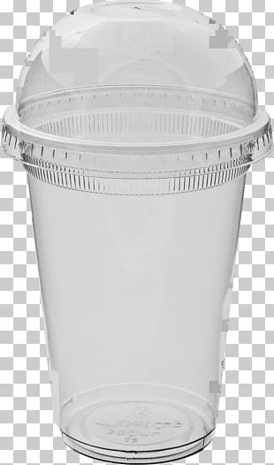 Smoothie Lid Plastic Cup PNG