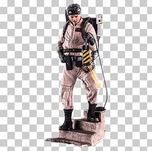 Ray Stantz Figurine Gozer Ghostbusters: The Video Game Statue PNG