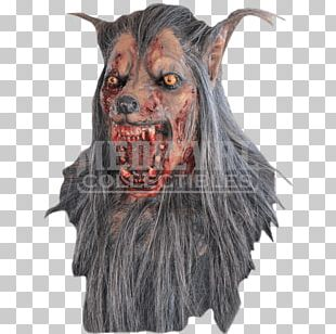 Werewolf Michael Myers Mask Halloween Costume PNG