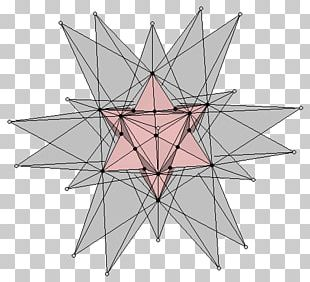 Great Stellated Dodecahedron Sacred Geometry Golden Ratio PNG