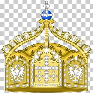 German Empire Imperial Crown Of The Holy Roman Empire Monbijou Palace German State Crown PNG
