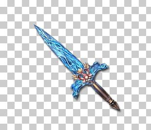 Granblue Fantasy Dagger Sword Weapon Hewlett-Packard PNG