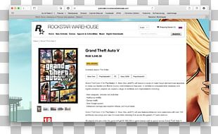 Grand Theft Auto V Red Dead Redemption Rockstar Games League Of Legends Video Game PNG