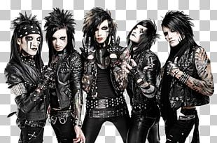 Black Veil Brides Set The World On Fire Wretched And Divine: The Story Of The Wild Ones We Stitch These Wounds Lead Vocals PNG