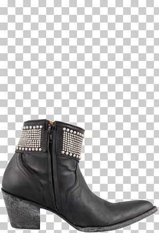 Cowboy Boot Leather Shoe PNG