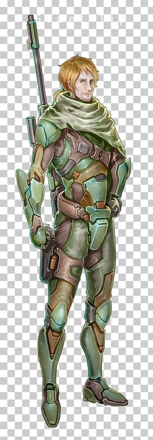Infantry Costume Design Grenadier Mercenary Armour PNG