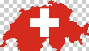 Flag Of Switzerland Map National Flag PNG