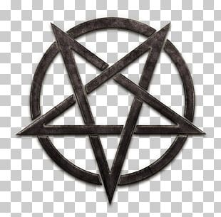 Pentagram Pentacle Satanism Magic Symbol PNG