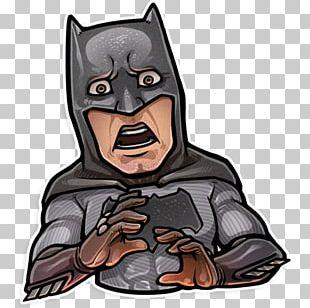 Telegram Batman Sticker DC Comics Wonder Woman PNG