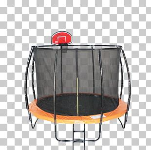 Trampoline Safety Net Enclosure Bungee Trampoline Child Jumping PNG