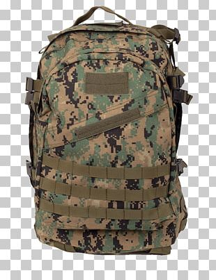 Backpack TRU-SPEC Military MOLLE Nylon PNG