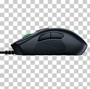 Computer Mouse Razer Naga Razer Inc. Video Game Multiplayer Online Battle Arena PNG